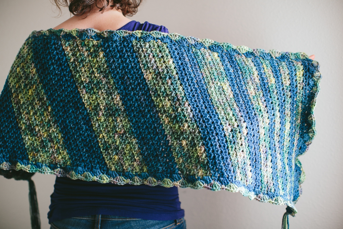 Free Pattern: The Power of a Prayer Shawl ? The Firefly Hook