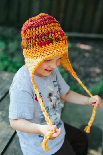 Stash hat orange-05