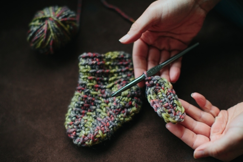 Bulky socks tutorial-06