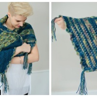 Free Pattern: The Power of a Prayer Shawl