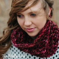 Dogwood Cowl: A FREE Crochet Pattern on My Hobby is Crochet