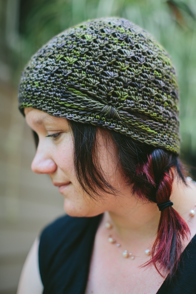 Free Crochet Patterns For Chemo Hats : Free Pattern: Dove and Peacock Chemo Caps The Firefly Hook