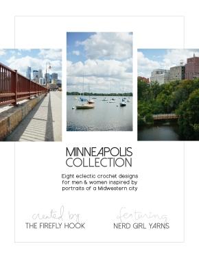 Minneapolis Collection eBook with Nerd GirlYarns
