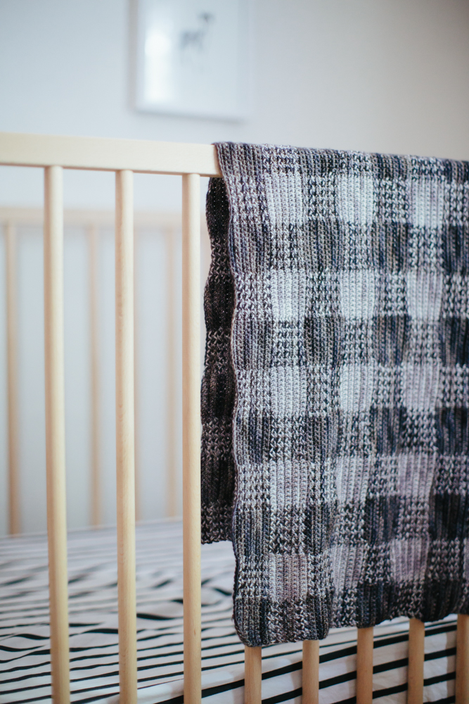 Storytime Swaddle Crochet Pattern