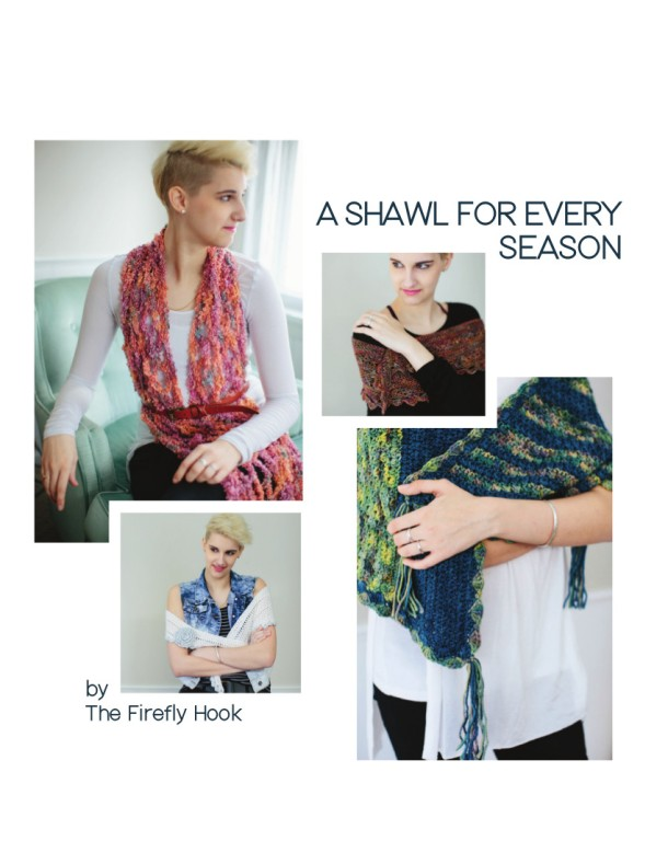 1 A Shawl for Every Season