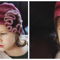 Anemone Cloche - Free Crochet Hat Pattern