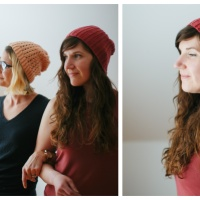 Best Friends Forever - Free Crochet Hat Pattern