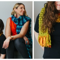 Friendship Scarves - Free Crochet Scarf Pattern
