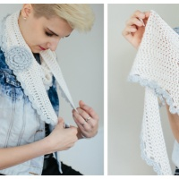 Summer Flourish - Free Crochet Pattern
