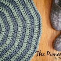 Pioneer Rug - Free Crochet Pattern