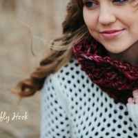 Dogwood Cowl Free Crochet Pattern