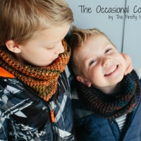 The Occasional Cowl Free Crochet Pattern