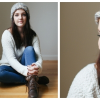 Not Knit Hat Crochet Pattern
