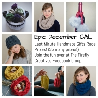 Last Minute Gift Race - An Epic Crochet Along!